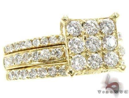 Galina Wedding Ring Set Engagement
