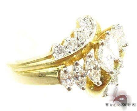 Royal Marquise Ring Anniversary/Fashion