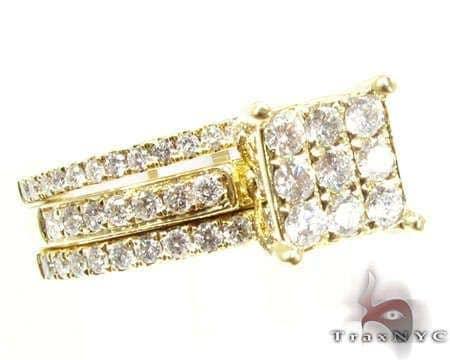 Ivanka Wedding Ring Set Engagement