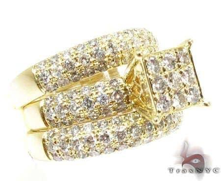 YG Hannah Wedding Ring Set Engagement