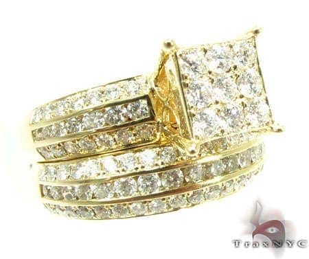 Natalia Wedding Ring Set 3 Engagement