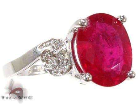 Ruby Perfection Ring Anniversary/Fashion