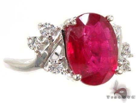 Ruby Dip Ring 2 Anniversary/Fashion