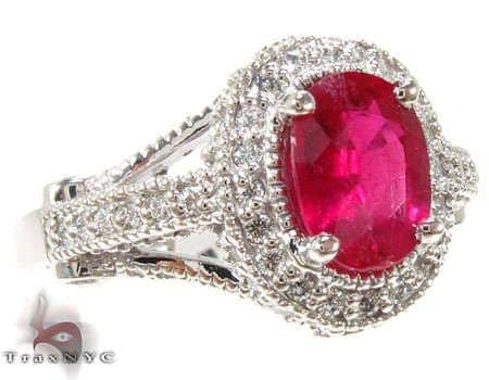 Argentina Ruby Ring Anniversary/Fashion