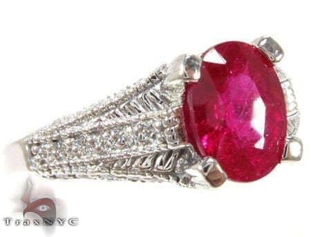 Ferida Ruby Ring Anniversary/Fashion