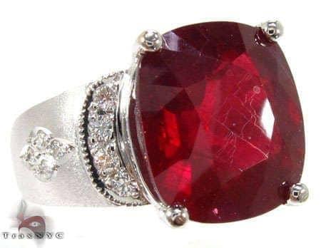 Devil's Ruby Ring Anniversary/Fashion