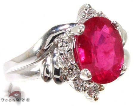 One of a Kind Ruby Ring 2 12860 Anniversary/Fashion