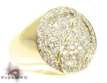 YG Yin Yang Ring Stone