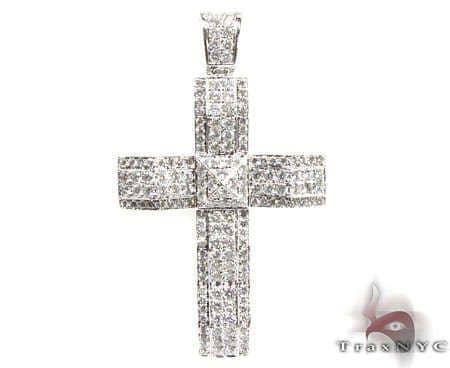 WG 4 Row Jakarta Cross Diamond