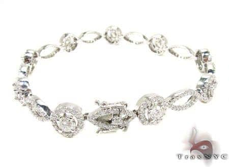 Frozen Flower Bracelet Diamond
