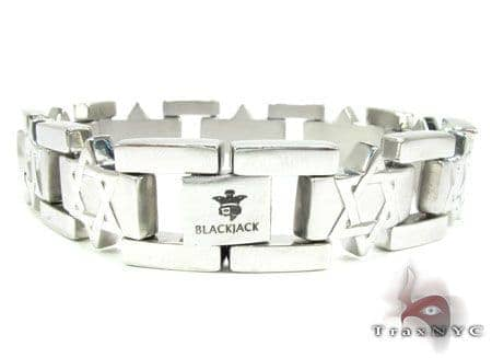 Stainless Steel Bracelet BJB25 Stainless Steel