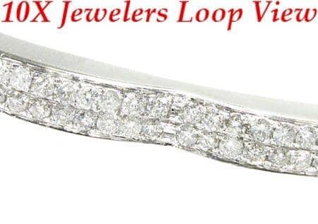 WG Double Dip Bracelet Diamond