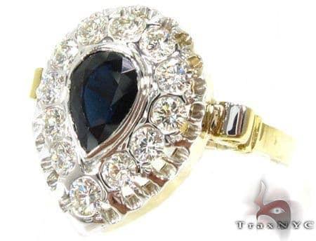 Czar Sapphire Ring Anniversary/Fashion