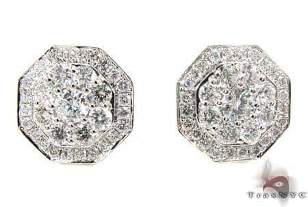 WG Yasman Earrings Stone