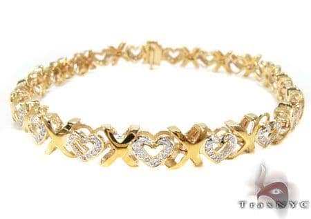 Cupid Diamond Bracelet Diamond