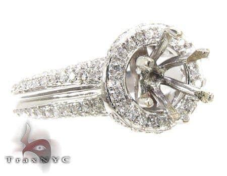 Priceless Semi Mount Ring Engagement