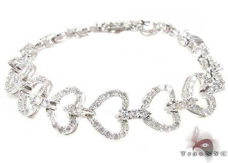WG Gleaming Bracelet Diamond
