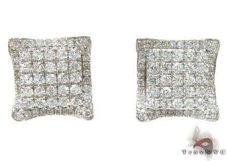 PQ Earrings 4 Stone
