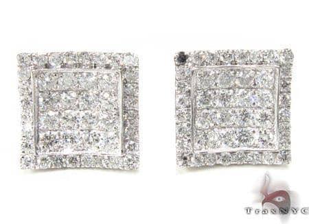 Karan Earrings 3 Stone