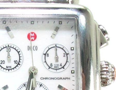 Michele Deco 3 Link Bracelet Watch MWW06A000457 Michele Diamond Watches