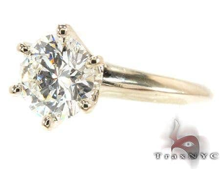 Solitaire Excitement Ring 17285 Engagement