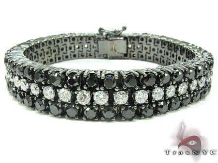Black & White Exclusive Bracelet Diamond