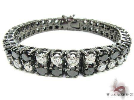 Black & White Exclusive Bracelet 2 Diamond