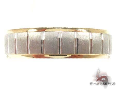 Two Tone Ring 4 Style