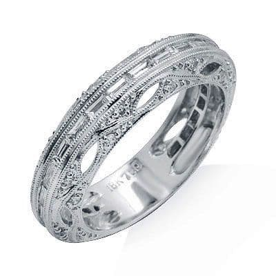 White Gold Diamond Ring Wedding