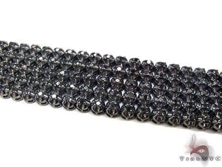 Custom Jewelry - Black Diamond Toni Bracelet Diamond