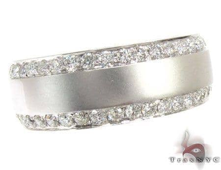Diamond Ring Wedding Band Stone