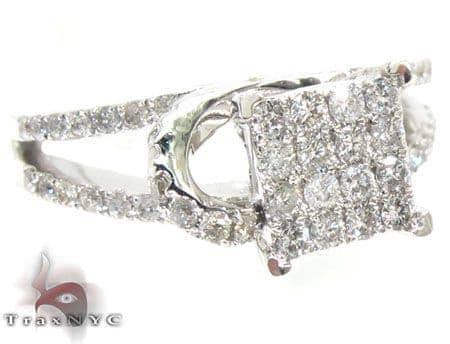 White Gold Brianna's Ring Anniversary/Fashion