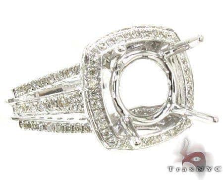 Ladies Semi Mount Ring 18967 Engagement