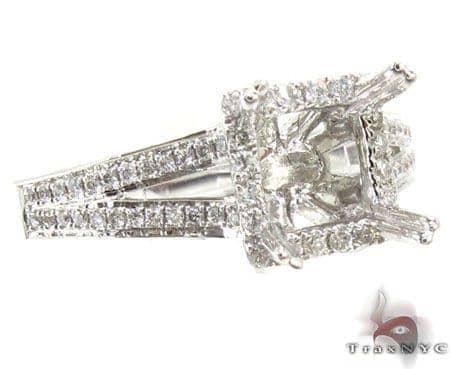 Ladies Semi Mount Ring 18969 Engagement