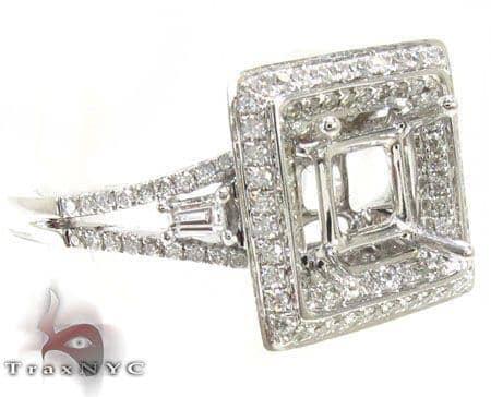 Ladies Semi Mount Ring 18971 Engagement