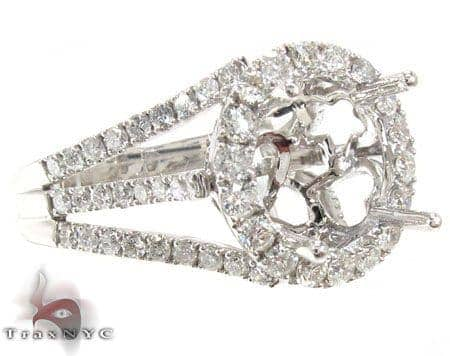 Ladies Semi Mount Ring 18978 Engagement