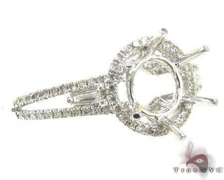 Ladies Semi Mount Ring 18979 Engagement