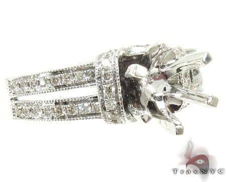 Ladies Semi Mount Ring 19000 Engagement