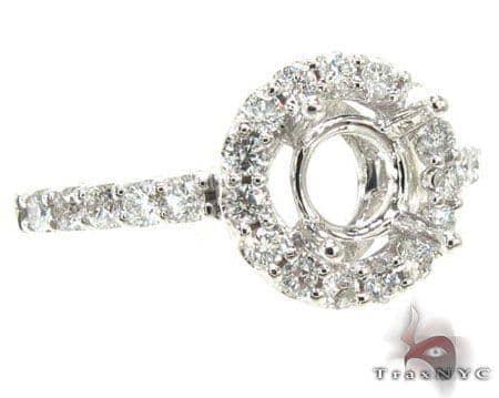Ladies Semi Mount Ring 19002 Engagement