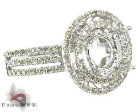 Ladies Semi Mount Ring 19004 Engagement