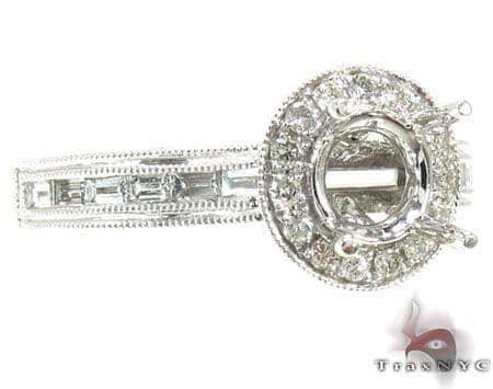 Ladies Semi Mount Ring 19005 Engagement