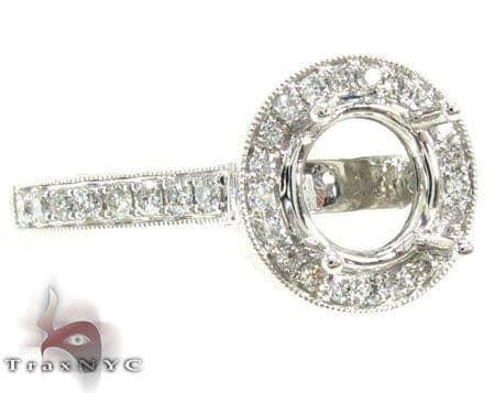Ladies Semi Mount Ring 19006 Engagement