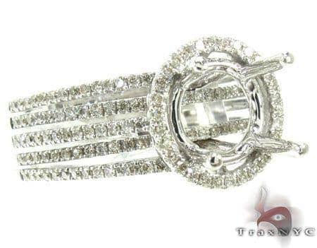 Ladies Semi Mount Ring 19009 Engagement