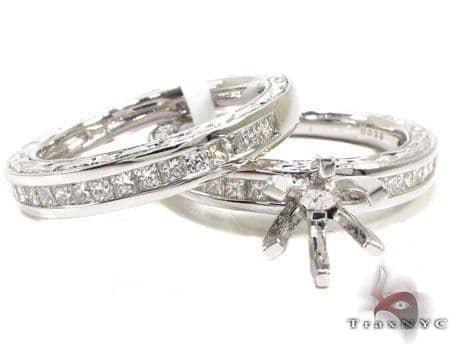 Ladies Semi Mount Ring 19019 Engagement