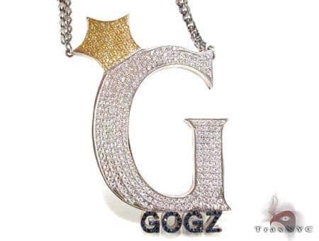 Custom Jewelry - GOGZ Pendant Metal
