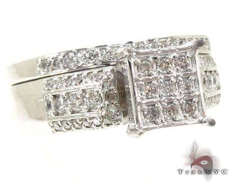 Ladies Diamond Ring 19306 Engagement