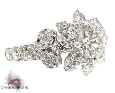 Ladies Diamond Ring 19328 Engagement