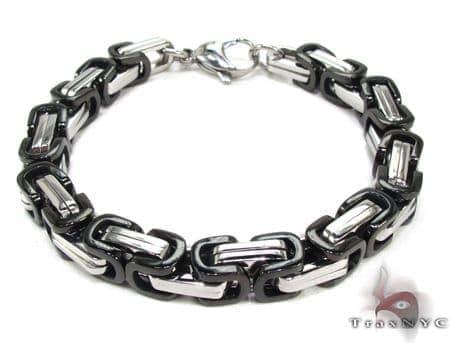 Stainless Steel Brcelet BJS02B Stainless Steel