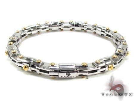 Stainless Steel Bracelet BJB27 Stainless Steel