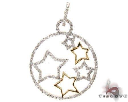 Ladies Star Way Pendant 2 19508 Stone